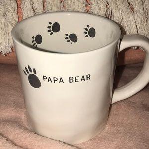 Accessories - Brand NEW PAPA BEAR Cup Mug